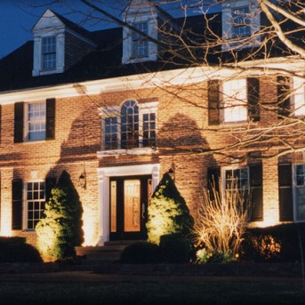 Landscape Lighting Features