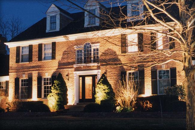 Landscape Lighting Features