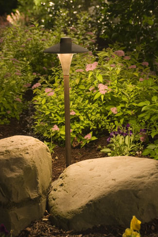 Individual Landscape Lights in MA
