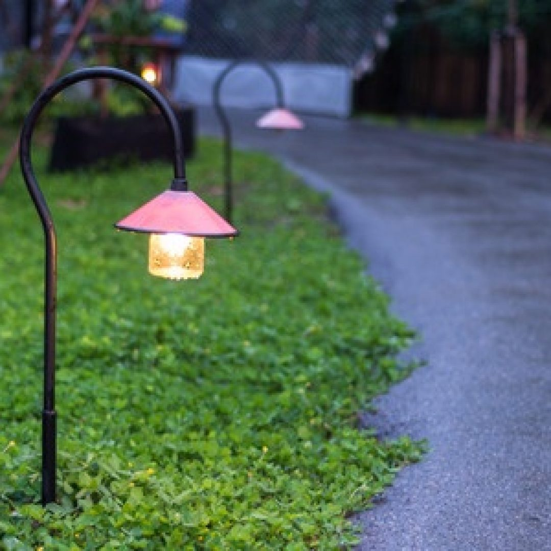 Show Off Your Lawn After Dark with Landscape Lighting
