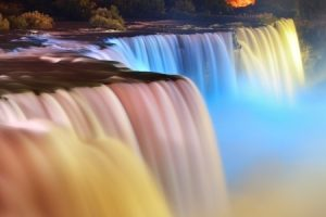 Just in Time for Christmas, Niagara Falls Gets New Lights