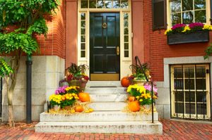 Outdoor Fall Decoration Ideas