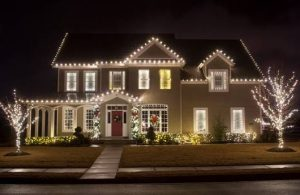 Why Do We Put Christmas Lights Up?