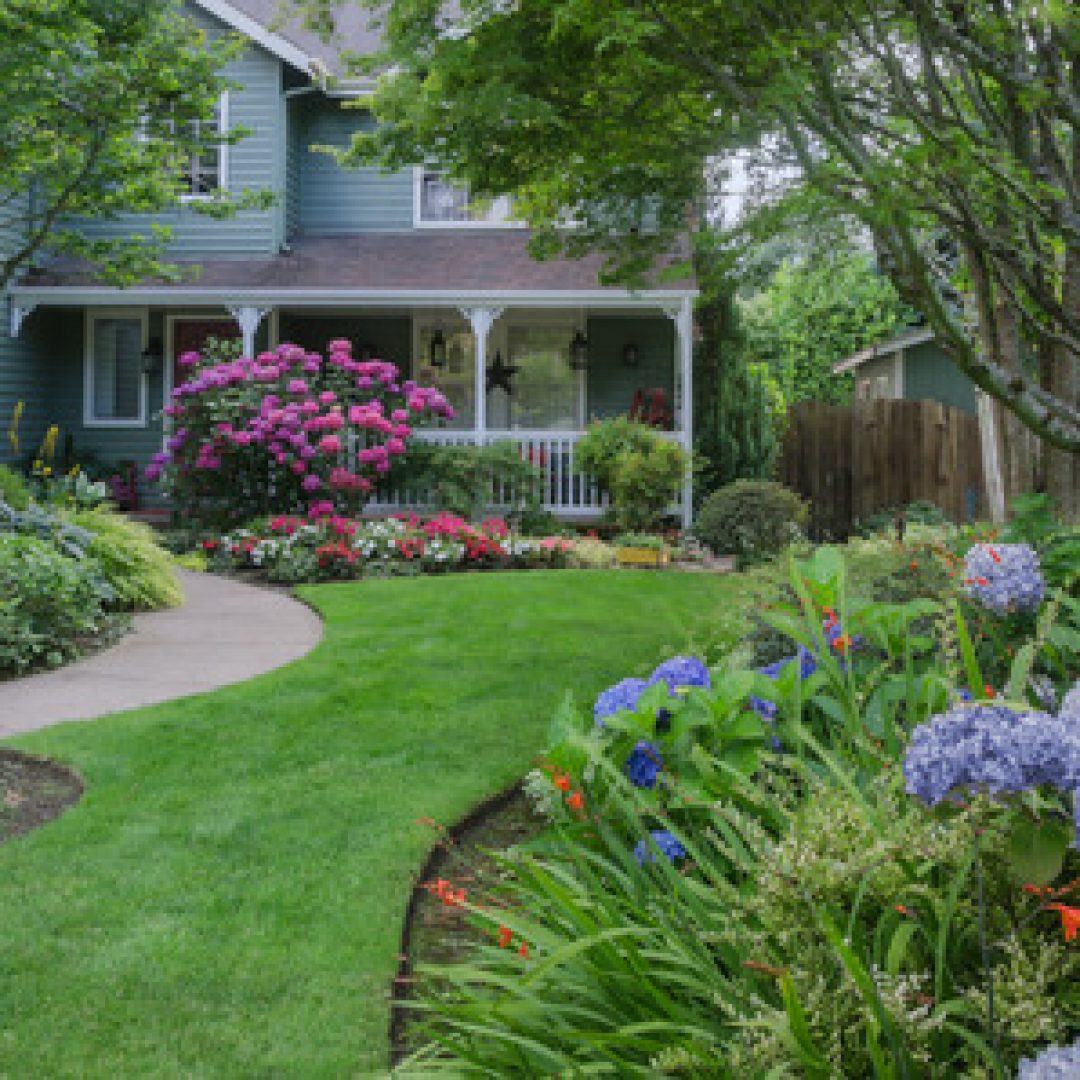 How to Enhance Your Front Yard