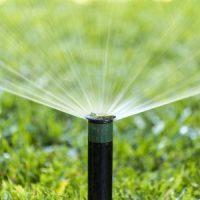 sprinkler system maintenance for the winter