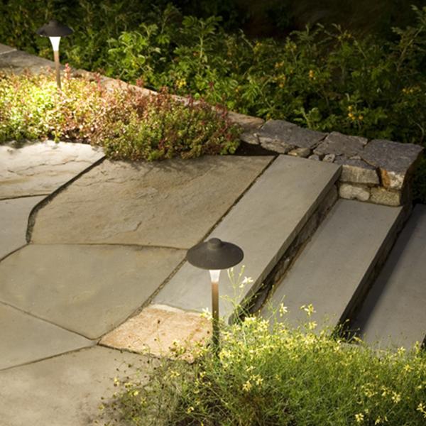 Landscape lighting system
